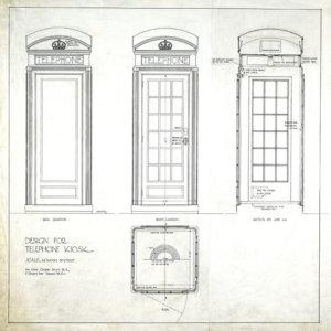 Concours design cabines téléphoniques
