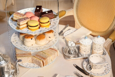 Afternoon Tea au Ritz de Londres