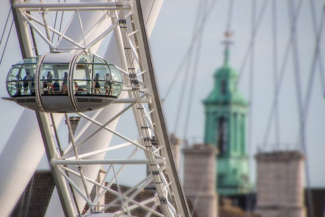 London Eye grand roue Londres