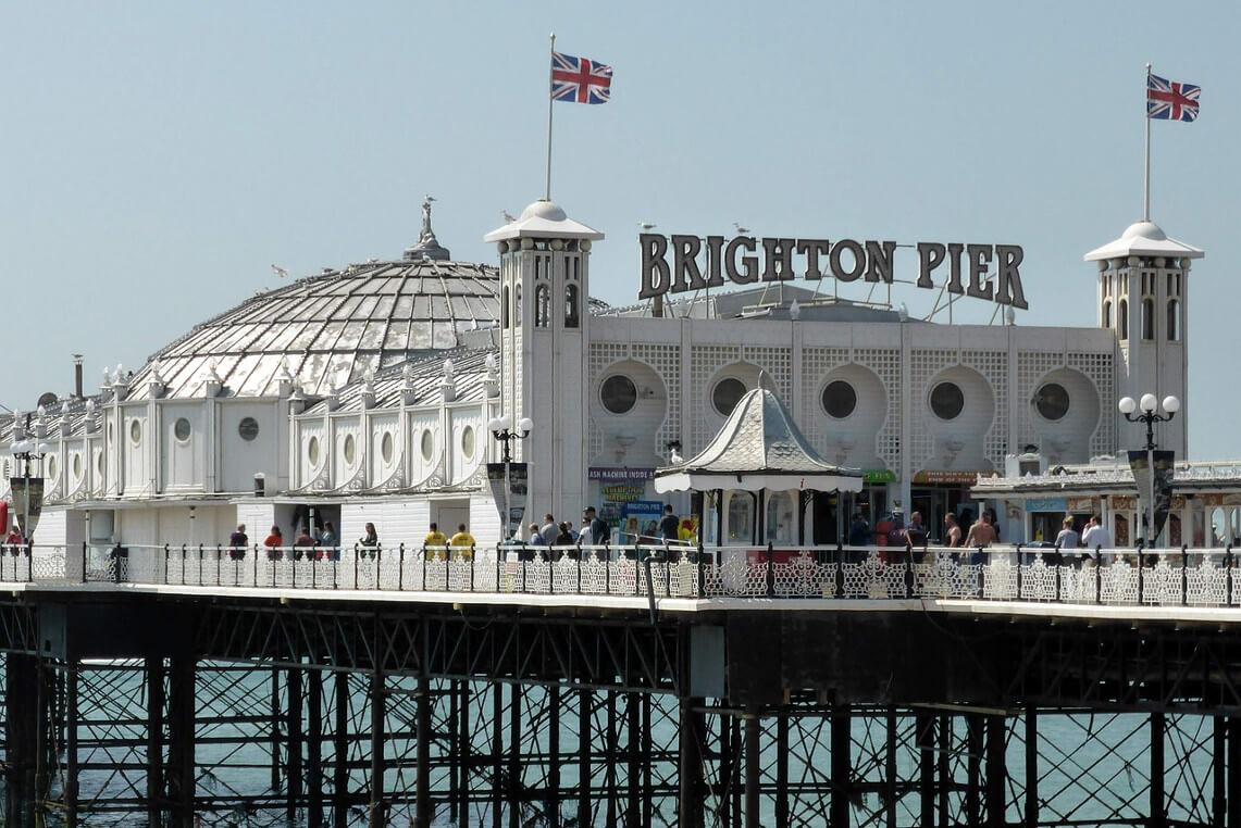Jetée de Brighton (Brighton Pier)