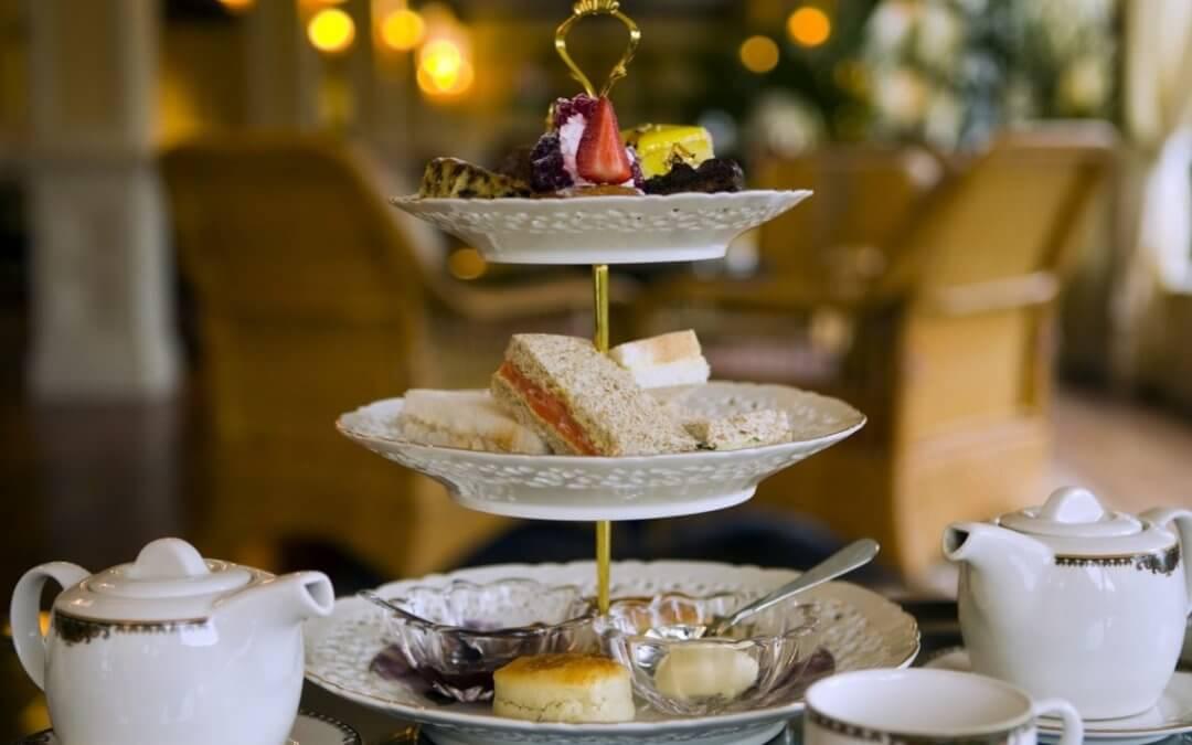 L'afternoon Tea : mais qu'est-ce que c'est ?