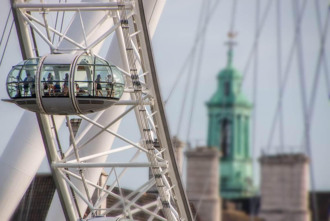 London Eye grand roue Londres